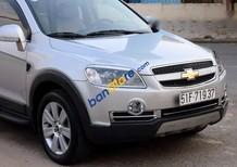 Bán Chevrolet Captiva LTZ Maxx đời 2009, màu bạc