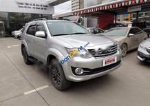 Toyota Mỹ Đình bán Toyota Fortuner V 4x2AT 2015, màu bạc số tự động, 945tr