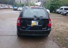 Bán Kia Carens MT đời 2010, màu đen, giá 350tr