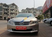Cần bán Toyota Camry 2.5Q đời 2013, màu vàng, nhập khẩu chính hãng