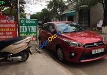 Bán xe cũ Toyota Yaris năm 2015, màu đỏ, xe nhập, giá chỉ 575 triệu