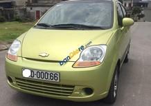 Cần bán Chevrolet Spark Van đời 2014, màu vàng chanh, 169tr
