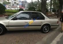 Cần bán gấp Honda Accord đời 1992, màu bạc, nhập khẩu chính hãng chính chủ