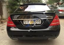 Gia đình bán ô tô Mercedes S550 năm 2012, màu đen, nhập khẩu nguyên chiếc