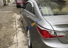 Cần bán xe Hyundai Sonata đời 2010, màu xám, nhập khẩu nguyên chiếc như mới
