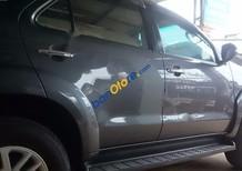 Cần bán xe Toyota Fortuner năm sản xuất 2014, màu xám, giá 856tr