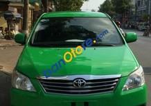 Cần bán lại xe Toyota Innova năm 2012, màu xanh lục