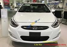 Cần bán Accent 2017 Đà Nẵng, màu trắng, nhập khẩu, giao xe nhanh chóng. LH: 0905 030 999 Lâm Học