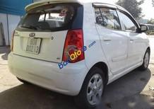 Bán xe cũ Kia Morning EX đời 2010, màu trắng số sàn