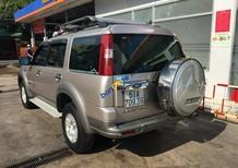 Cần bán xe Ford Everest 2.5 diesel AT SX 2008 màu hồng phấn