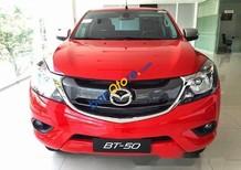 Cần bán xe Mazda BT 50 2.2 sản xuất 2017, màu đỏ