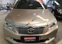 Cần bán Toyota Camry 2.5 G đời 2013, màu vàng