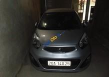 Xe Kia Picanto đời 2013, màu bạc chính chủ, giá tốt