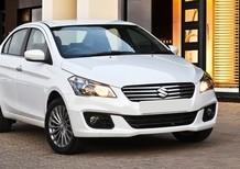 Suzuki Việt Anh bán xe Sedan Suzuki Ciaz mới 2017 nhập khẩu giá siêu tốt nhiều KM