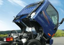Bán Xe tải 2,5 tấn - dưới 5 tấn HD450 2017 Hỗ trợ trả góp lên tới 70%