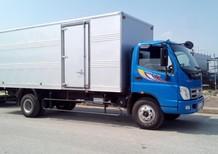 Cần bán xe tải 5 tấn - dưới 10 tấn Ollin 500B 2017, hỗ trợ trả góp lên tới 70%