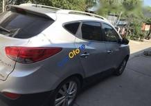 Bán Hyundai Tucson đời 2011, màu bạc xe gia đình
