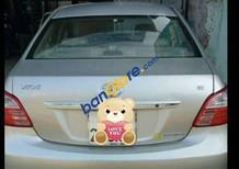 Cần bán xe Toyota Vios E đời 2009, màu bạc, 370 triệu