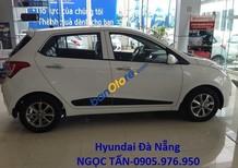 Cần bán xe Hyundai i10 đời 2017 Đà Nẵng, màu trắng, xe nhập nguyên chiếc