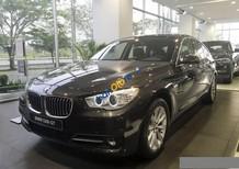BMW 5 Series 528i GT (Gran Turismo) đời 2017, màu nâu, xe nhập