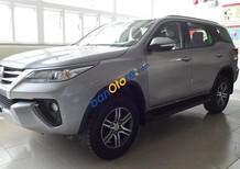 Bán ô tô Toyota Fortuner 2.4G (4x2) MT đời 2017, màu bạc, 981tr