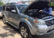 Cần bán xe Ford Everest sản xuất 2011, màu bạc