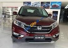 Bán Honda CR V đời 2016, màu đỏ, giá trả góp 300tr