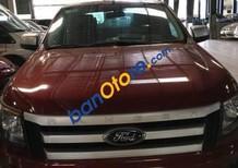 Cần bán lại xe Ford Ranger XLS đời 2015, màu đỏ như mới, giá chỉ 528 triệu
