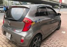 Xe Kia Morning 2011, màu xám, nhập khẩu nguyên chiếc, giá 405tr