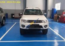 Bán xe Mitsubishi Pajero Sport 4x2MT, màu trắng, giá 784 triệu, LH: Đông Anh 0931911444