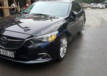 Cần bán gấp Mazda 6 2.5AT năm 2015, màu đen còn mới, giá 890tr