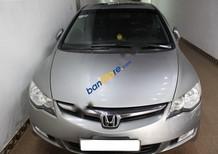 Bán Honda Civic 2.0AT đời 2008, màu bạc