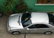 Bán Mercedes C240 đời 2006, màu bạc, xe nhập, 450tr