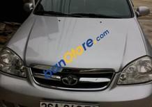 Cần bán lại xe Daewoo Lacetti năm 2009, màu bạc, giá tốt