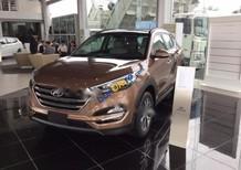 Bán ô tô Hyundai Tucson đời 2017, màu nâu, nhập khẩu nguyên chiếc, giá chỉ 980 triệu