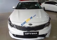 Bán xe Kia Optima AT đời 2017, màu trắng, giá chỉ 850 triệu