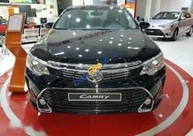 Bán Toyota Camry 2.5Q đời 2017, màu đen