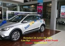 Bán Hyundai i20 Active đời 2017, màu trắng, nhập khẩu, 581 triệu