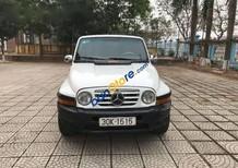 Bán Ssangyong Korando sản xuất 2000, màu trắng, nhập khẩu nguyên chiếc giá cạnh tranh