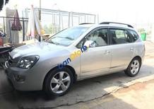 Cần bán gấp Kia Carens năm 2009, màu bạc