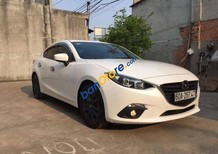 Cần bán lại xe Mazda 3 AT đời 2016, màu trắng, giá tốt