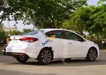 Bán Kia Cerato 1.6 MT đời 2017, màu trắng