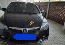 Bán xe Honda Civic 2.0AT đời 2012, màu đen, 555 triệu