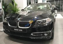 BMW 5 Series 528i 2017, màu đen, nhập khẩu chính hãng, giá rẻ nhất toàn quốc