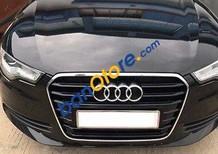 Bán xe cũ Audi A6 TFSI đời 2014, màu đen, nhập khẩu