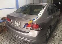 Bán Honda Civic đời 2010, màu xám số tự động, giá 485tr