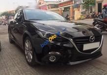Bán Mazda 3 2.0 đời 2016, màu đen số tự động