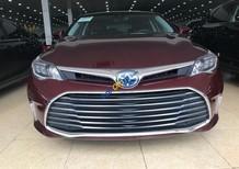 Bán Toyota Avalon Limited đời 2017, màu đỏ mận xuất Mỹ