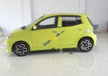 Xe Kia Morning SLX đời 2009, màu vàng, nhập khẩu nguyên chiếc số tự động