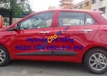 Bán Hyundai Grand i10 đời 2017 5 cửa Đà Nẵng, màu đỏ, xe nhập. Liên hệ: **0905976950